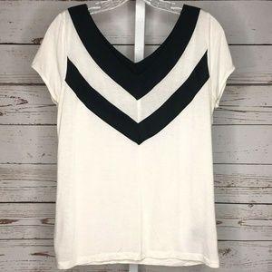🌸4 for $25 Wortington blouse size M